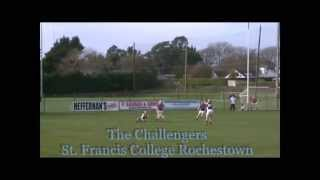 Dr. Harty Cup Hurling Semi-Final - Ard Scoil Ris v St. Francis College Rochestown