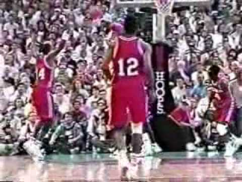 USA vs Cuba 1992 – Dream Team `s first official game