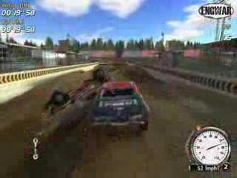 Flatout gameplay