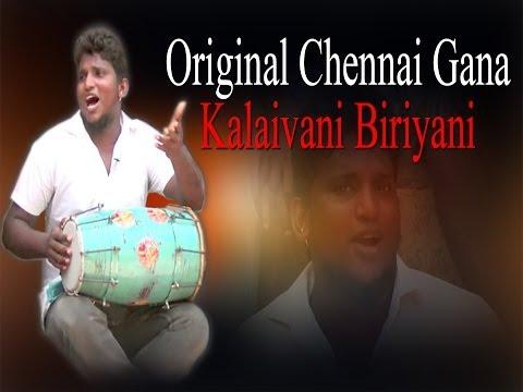 Video Original Chennai Gana - Kalaivani Biriyani - RedPix 24x7 download in MP3, 3GP, MP4, WEBM, AVI, FLV January 2017