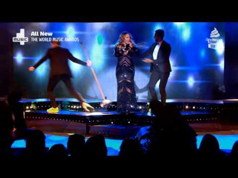 Mariah Carey – Meteorite – Live at The World Music Awards 2014