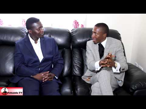 Prophet - Flamboyant 'prosperity gospel' preacher Prophet Uebert Angel grants a rare and exclusive interview to Nehanda TV where he spoke to its Managing Editor Lance ...