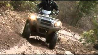 11. 2012 Kawasaki Brute Force 750 4x4 with Power Steering Test