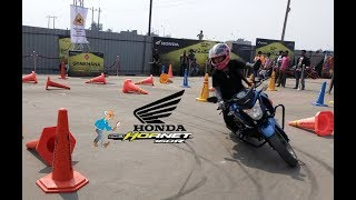 7. Experiencing Honda CB Hornet 160R | Launch Event | Specification | Price