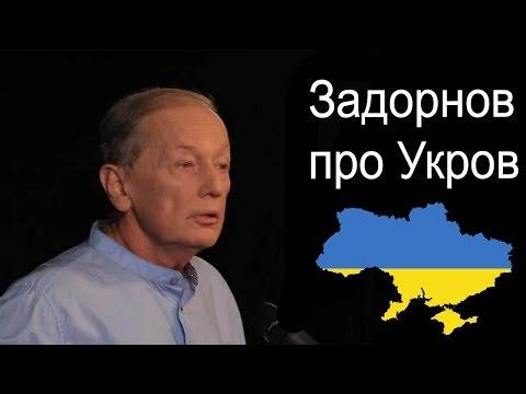 Михаил Задорнов про Укров и Рарога - DomaVideo.Ru