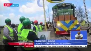 Isiah Otieno Okoth appointed new group CEO of Rift Valley Railways