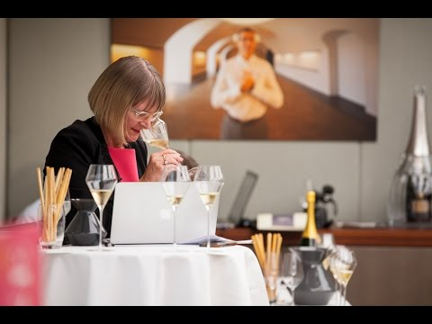 Jancis Robinson MW Bottle vs Magnum Prestige Cuvée Champagne Tasting
