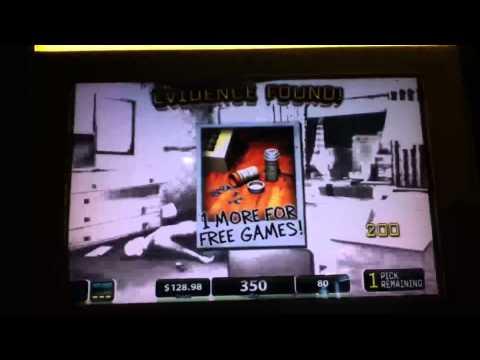 IGT CSI Las Vegas Slot Machine Bonus