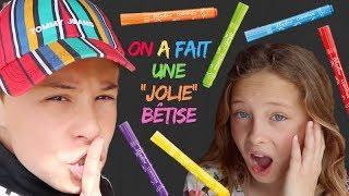 """Download Video ON A FAIT UNE """"JOLIE"""" BÊTISE ! MP3 3GP MP4"""