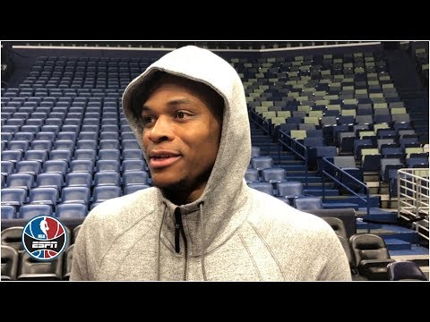 Video: 'I don't really worry about who's guarding me' - Russell Westbrook l NBA on ESPN
