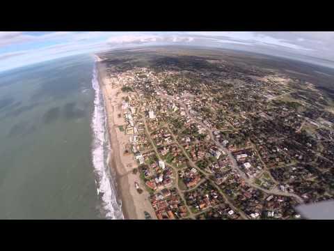 Villa Gesell - Argentina - Filmación de la Ciudad en Cuadricóptero