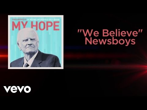 We Believe Lyric Video