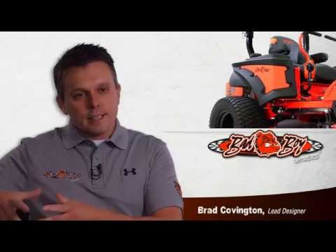 Introducing the all new 2015 Bad Boy Mowers Outlaw!