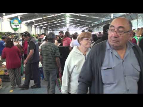 Conociendo a dos productores locales en la Feria