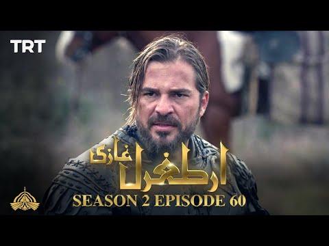 Ertugrul Ghazi Urdu | Episode 60| Season 2
