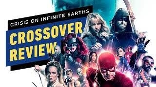 Crisis on Infinite Earths: Crossover Review by IGN