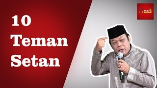 Video 10 Teman Setan - KH Zainuddin MZ MP3, 3GP, MP4, WEBM, AVI, FLV Juli 2019