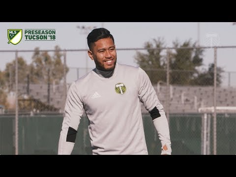 Video: Timbers in Tucson | Bill Tuiloma talks about re-signing with the club