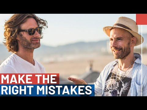 Are you making the Right Mistakes or Wasting your Life? [James Marshall & John Keegan]
