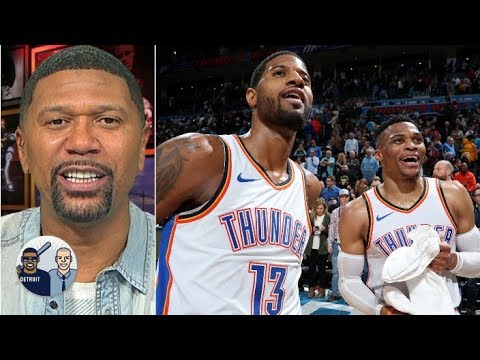 Video: Jalen Rose predicts: Thunder vs. Warriors 7-game playoff series | Jalen & Jacoby