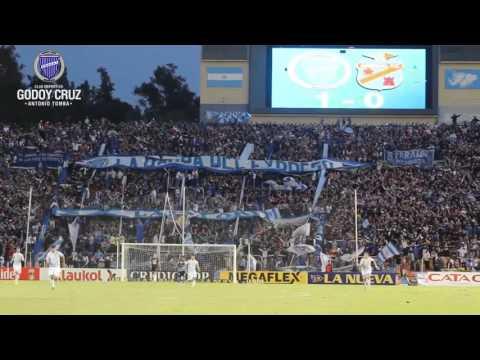 Clip Hinchada vs. Arsenal - La Banda del Expreso - Godoy Cruz
