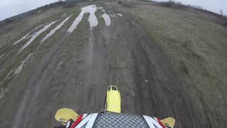 3. First Ride Of 2019 RM85 Go Pro Edit #1