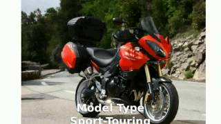 2. [Motorcycle Specs] 2009 Triumph Tiger 1050 ABS -  Engine superbike