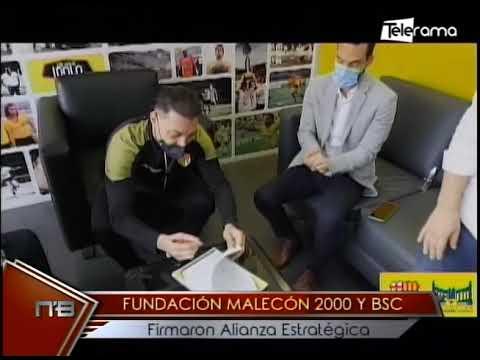Fundación Malecón 2000 y BSC firmaron alianza estratégica