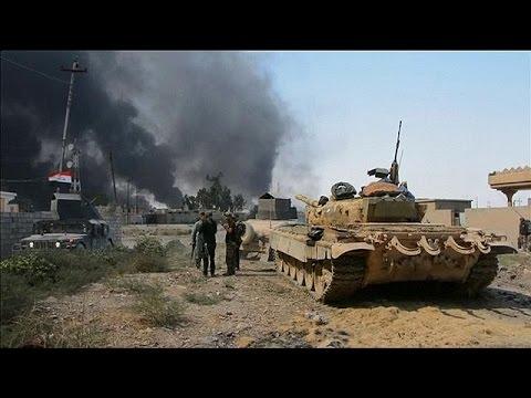 Ιράκ: Χάνουν εδάφη οι τζιχαντιστές