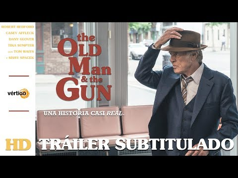 The Old Man & the Gun - Tráiler Subtitulado?>