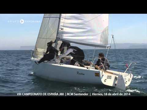 RCMSantander- VIII Campeonato de España J80, Santander Viernes 18