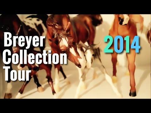 ~Breyer Horse Collection Tour 2014~