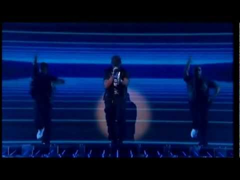 Ne-Yo - Let Me Love You (Until You Learn To Love Yourself) - The X Factor UK 2012