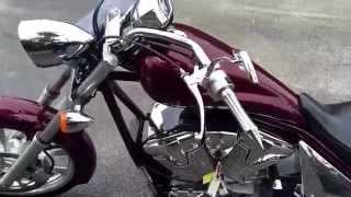7. 2010 Honda Fury 1300cc