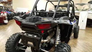 9. 2017 POLARIS RZR XP 4 1000 EPS