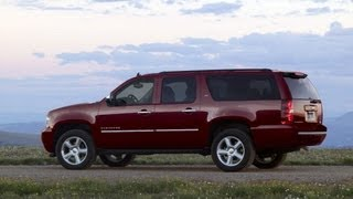 Real World Test Drive 2011 Chevrolet Suburban