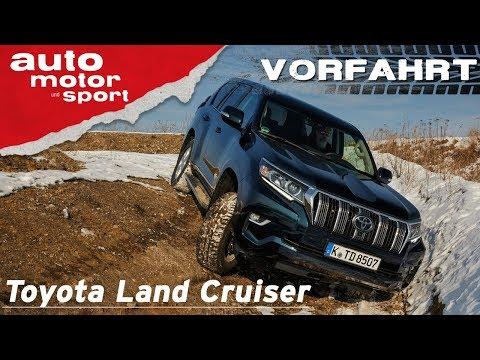 Toyota Land Cruiser (2018): Der macht alle SUV plat ...