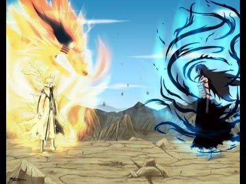 naruto contro sasuke uchiha: l'ultimo scontro