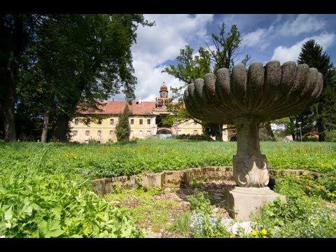 Zámek Štědrá - ohrožené památky Karlovarského kraje