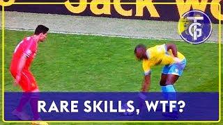 Video 30 rare skills in FOOTBALL HISTORY I HOW CAN THEY DO IT? MP3, 3GP, MP4, WEBM, AVI, FLV November 2018