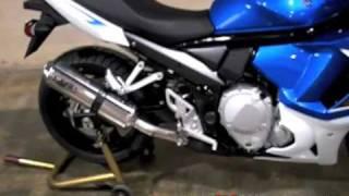 7. 2009 Suzuki GSX 650F