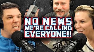 No news so we are just going to call everyone- SEN Live #96 by Schmoes Know