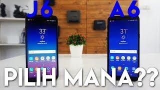 Video BINGUNG?? NONTON INI DULU! Galaxy J6 atau Galaxy A6 Review Singkat MP3, 3GP, MP4, WEBM, AVI, FLV Januari 2019