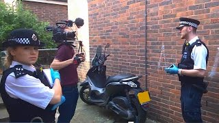 Video Automatrics recover stolen scooter for second time in four months MP3, 3GP, MP4, WEBM, AVI, FLV Agustus 2018