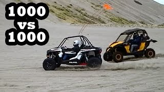 9. Maverick 1000 vs RZR 1000