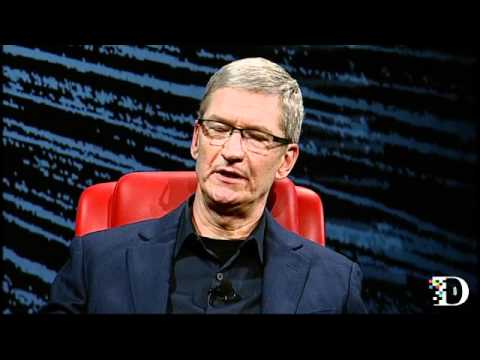 Apple CEO - Tim Cook learned a lot from Steve Jobs, and one of the big takeaways seems to be: Don't tip your hand. The Apple CEO was unwilling to tackle questions about ...