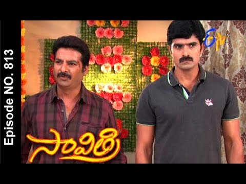 Savithri | 8th November 2017 | Full Episode No 813