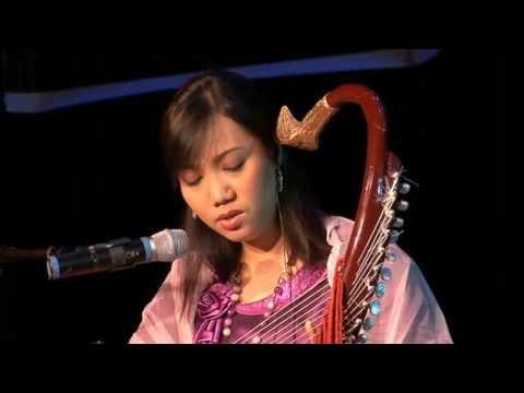 Burmese harp and classical music – Yadana Oo