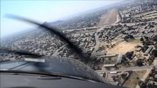 Dodoma Tanzania  City pictures : Beech G36, Approach to Dodoma, Tanzania. HD 15/07/2013