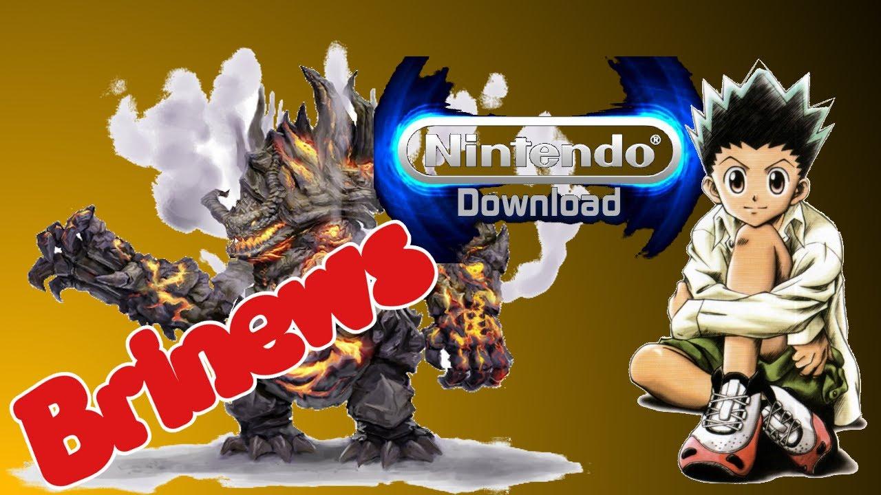 Brinews – Über Risen 3 (mal wieder), Hunter X Hunters Rückkehr und Nintendo DLCs